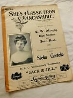 She's a Lassie From Lancashire~JC WIlliamson ~Jack & Jill Panto ~AUS Variant