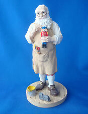 "Midwest of Cannon Falls 7"" workshop Santa Claus figurine painting nutcracker"