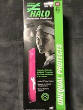 Unequal Halo Protective Headgear Size S/M Neon Pink Soccer Field Hockey LaCrosse