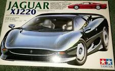 TAMIYA 24129 JAGUAR XJ220 1:24 PLASTIC MODEL CAR KIT 80`S CLASSIC BBC TOP GEAR