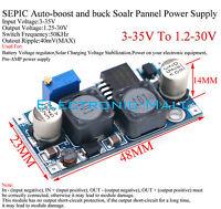 92% Efficiency LM2577 SEPIC Adjustable 3~35V To 1.2~30V Charging Power Regulator