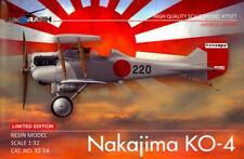 Lukgraph Models 1/32 NAKAJIMA KO-4 Japanese Fighter