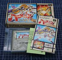 Hamelin no Violin Hiki Violinist SNES Super Famicom Nintendo SFC japan