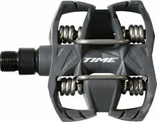 """Time ATAC MX 2 Pedals - Dual Sided Clipless Composite 9/16"""" Gray"""
