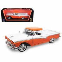 FORD RANCHERO 1957 1:43 Model Die Cast Toy Car Models Miniature Pick Up Truck