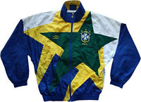 maglia Inter umbro sweat 1994 Ronaldo Tracksuit vintage jacket Romario S *NEW*