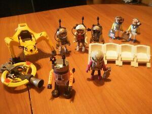Playmobil Space Figuren, Roboter