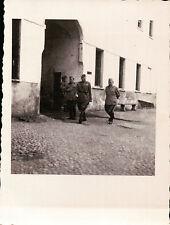 FOTO MILITARE REGIO ESERCITO SECONDA GUERRA MONDIALE  IN CASERMA 1-188