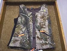 Womens Vest Insulated Vest C4 Pants Match Water Proof Realtree Camo Vest $130 SM
