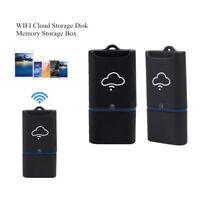 USB Wireless WiFi Disk File Server Memory Storage Box Flash Drive Card Reader CS