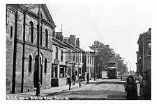 pt1500 - Station Road , Swinton , Yorkshire - photograph 6x4