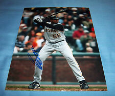 Pittsburgh Pirates Ronny Paulino Signed Autographed 8x10 Photo