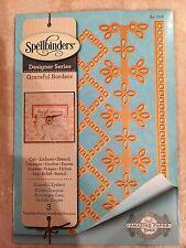 Spellbinder Designer Series - Graceful Eyelets 3 DIES Set S4-706 ~ NEW