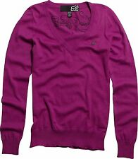 Fox Racing Fox Girl High Octane Sweater Grape, Small
