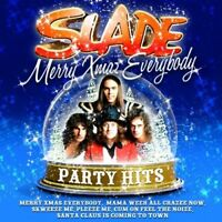 SLADE Merry Xmas Everybody Party Hits (2009) 20-track CD album NEW/UNPLAYED