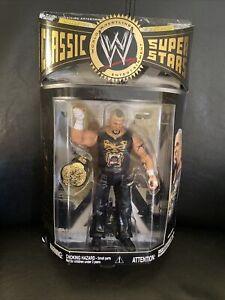 🔵2008 Jakks Pacific WWE TAZZ Classic Superstars Series 21 Wrestling Figure