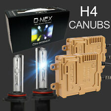 O-NEX H4 9003 Canbus HID Kit AC 55W Digital Ballasts Super Bright Headlight Bulb