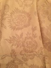 Rachel Ashwell Stipple Butter Fabric Sample Chalk 1 Yd Floral Cottage