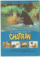 CPM - LES AVENTURES DE CHATRAN  - Postcard ( NUGERON E 465 )