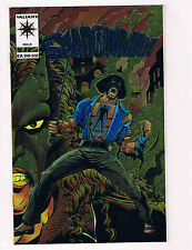 Shadowman #0 NM Valiant Comics Comic Book Layton DE28