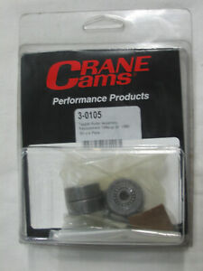NOS Tappet Rollers for Harley Evolution '84 up Big Twin '86-90 XL, by Crane Cams