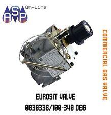 EUROSIT 0.630.336 MAIN OVEN GAS CONTROL VALVE THERMOSTAT 100-340°C 0630336