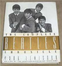 THE COMPLETE BEATLES CHRONICLE HARD BACKED BOOK..READ AD BELOW FOR FULL DETAILS.