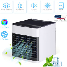 Personal Portable Air Conditioner Cooler AC unit Air Fan Humidifier US SELLER