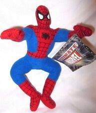 "Marvel Comics 9"" Spider-man Spiderman Soft Plush-Spiderman Plush-Brand New!"