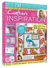 Crafters Companion - CRAFTERS INSPIRATION - Issue 18 Summer Edition FREE UK P&P
