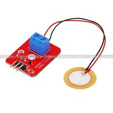 Analog Ceramic Piezo Vibration Sensor Module Piezoelectricity  For Arduino New