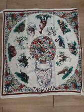 Large Cotton vintage Tasmania table cloth