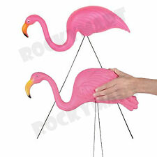 """(LOT OF 4) 21"""" REPLACEMENT LEGS for Yard Decor Flamingo (2nd's)"""