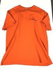 RARE Beyonce Formation World Tour Crew Video Team Tee Shirt Orange SZ XL Gildan