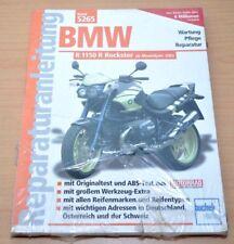 BMW R1150R Rockster ab 2003 Motor Getriebe Bremsen Reparaturanleitung B5265