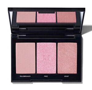 Morphe ~ Blushing Babes Blush Trio in Pop of Pink ~ Full Size ~ BNIB