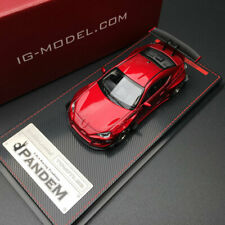 Ignition Model 1:64 Scale Toyota 86 Pandem Metallic Red Car Model Collection