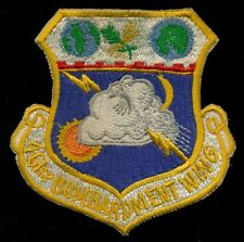 USAF 461st Bombardment Wing Patch S-14A