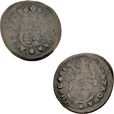 RDR Ungarn Malkontenten Franz Rákóczi Kupfer Poltura 1705 Neustadt Huszar 1548