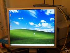 """FIVE (5) Dell SE197FP 19"""" LCD Monitors"""