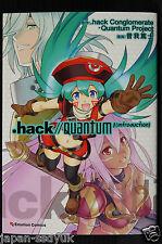 Japan Manga: .hack/Quantum I Introduction
