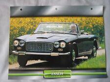 Lancia Flaminia GT 3C Dream Cars Card
