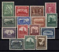 P131827/ NEWFOUNDLAND / CANADIAN PROV / SG # 164 / 178 MH COMPLETE  CV 180 $