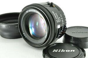 """"""" Near Mint """" Nikon Nikkor AF 50mm F1.4 Standard Prime Lens Tested from JAPAN #2"""