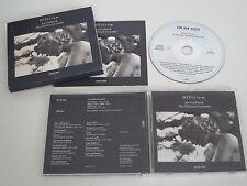 JAN GARBAREK/OFFICUM/THE HILLIARD ENSEMBLE(ECM NEW SERIES 1525/445 369-2) CD ALB