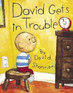 David Gets In Trouble [David Books [Shannon]]