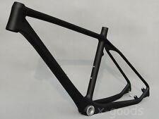 "26er Toray Carbon Mountain Bike MTB Full Carbon UD Matt BSA Bicycle Frame 18"""