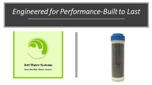 NEW KDF-85 Water Filter for Removal of Iron, Manganese, Hydrogen Sulfide