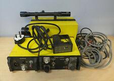 Vintage Vyner RF2K rangefinder, cased Surveyor Equipment