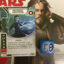 Ruta de destino de Star Wars de parias talento poder de potencia #3 alemán